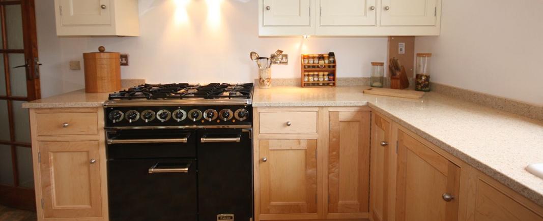 Handmade Kitchens Leek Staffordshire