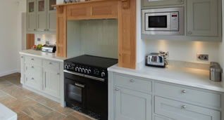 Bespoke Kitchens Staffordshire