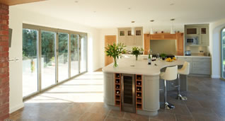 Handmade Kitchens Staffordshire